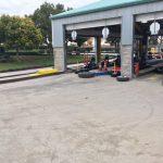 go kart track photo