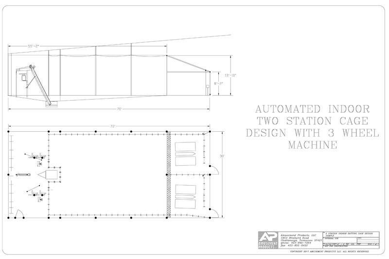 2 Station Cage Design