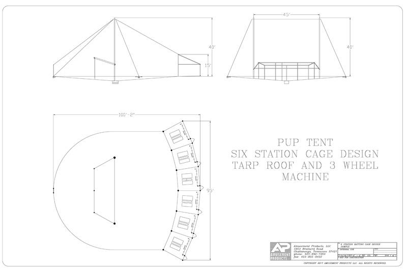 6 Station Cage Design